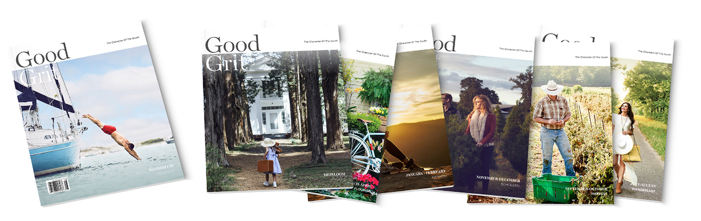 Good Grit Magazines