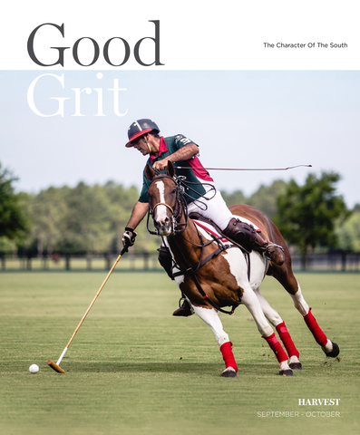 Good Grit Magazine Cover