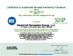 SBP Certification