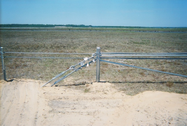 Cable Fencing Products & Road Blockers Manufacturers Alabama