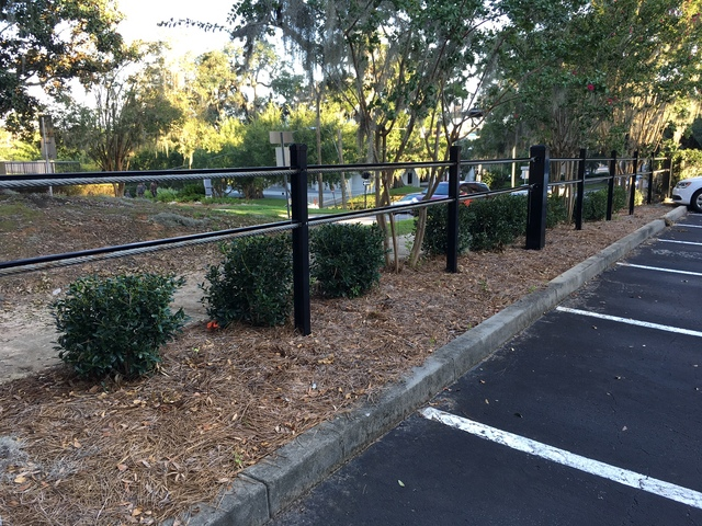 Cable Fencing for Vehicular Access Prevention System Birmingham AL