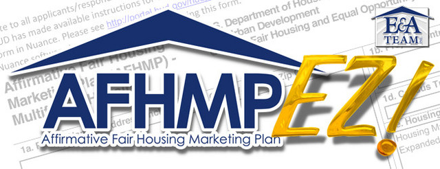 AFHMP EZ    E amp A TeamWhy spend hours drudging through the U S  Census to get the statistics you need to fill out Worksheet of HUD    s Affirmative Fair Housing Marketing Plan