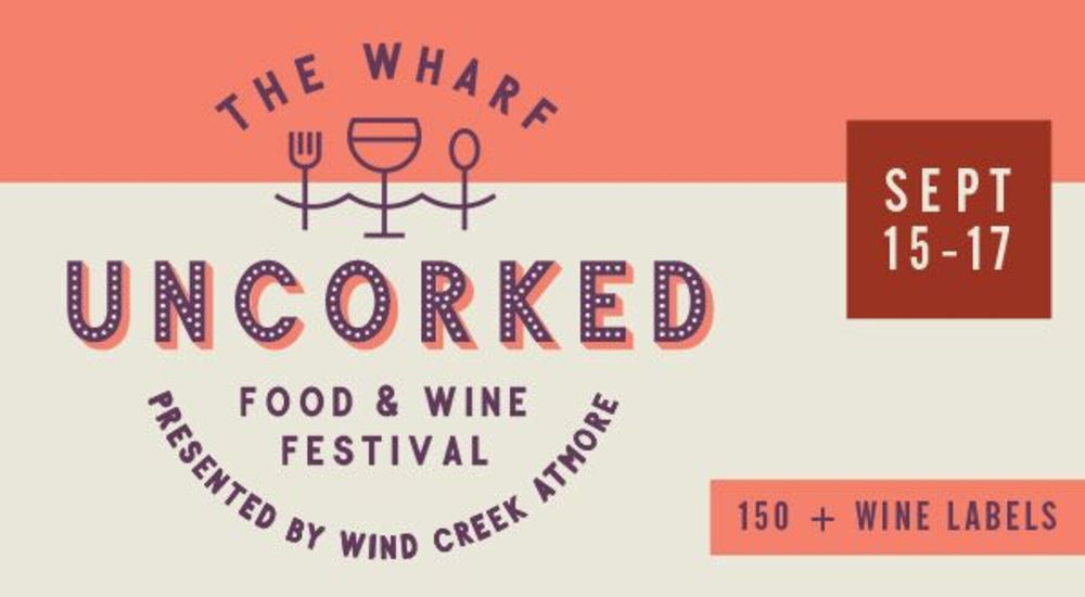 The Wharf Uncorked 2016
