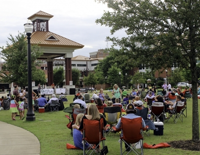 City of Tuscaloosa to Host Third Annual Live at the Plaza Concert Series