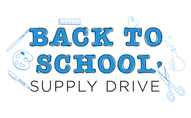 PreSchool Partners Annual Back to School Supply Drive