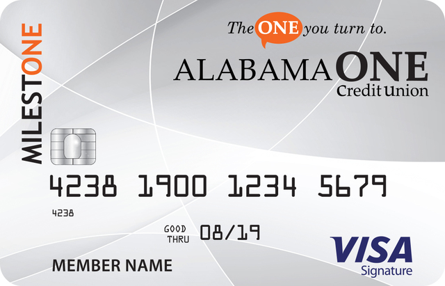 Visa Signature Milestone Credit Card