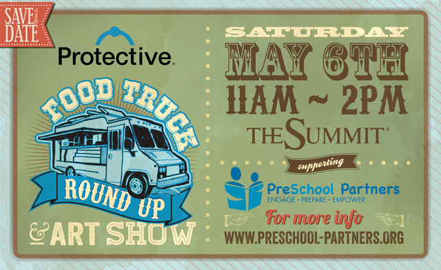 2017 Protective Life Food Truck Round Up & Art Show