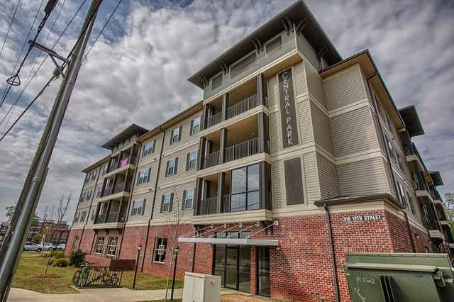 Central Park College Station Properties